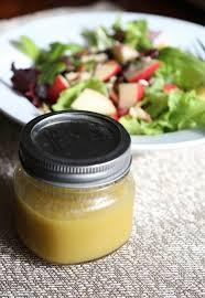 honey dijon vinaigrette salad dressing thriving home