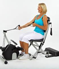 Chair Cycle Smoothrider Ii Exercise Cycle Vq Actioncare The Resistance