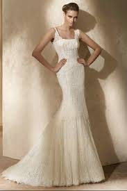 affordable bridal gowns buy cheap mermaid square lace princess affordable bridal
