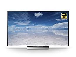 amazon black friday 32 tv deals amazon com sony xbr75x850d 4k hdr ultra hd smart tv black 75