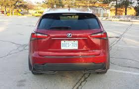 lexus nx interior trunk suv review 2015 lexus nx 300h driving
