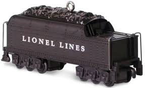 hallmark keepsake ornaments 2016 lionel 2426w tender