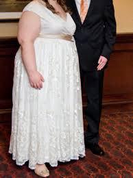 vintage plus size wedding dresses eugenia vintage plus size wedding gown size 24 wedding dress