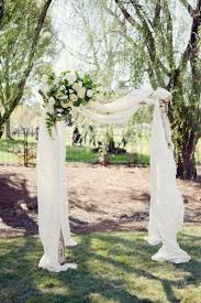 wedding arches and canopies best 25 outdoor wedding canopy ideas on diy wedding