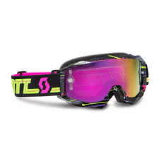 goggle motocross scott limited edition throwback paint hustle goggle at