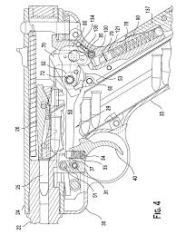 patent us7234261 pistol with lockable manual safety mechanism