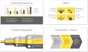 plan presentation template download free powerpoint business plan