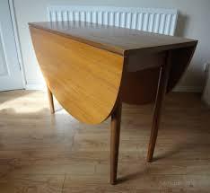 Drop Leaf Table Plans Antiques Atlas G Plan 1960s Teak Drop Leaf Table