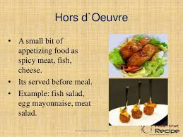 classical cuisine classical menu with exles