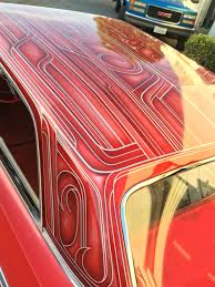 Car Paint by Custom Paint Roof On A 64 Impala Wit House Of Kolors Paint