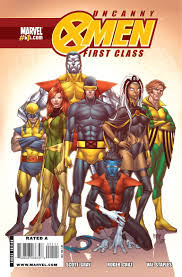 uncanny x men first class vol 1 marvel database fandom