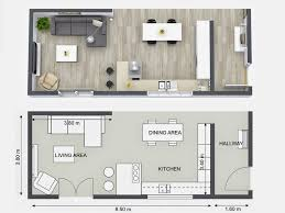 kitchen design layout ideas plan your kitchen design ideas with roomsketcher roomsketcher