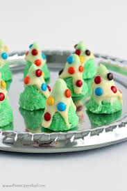no bake christmas tree cookies so easy just a few ingredients