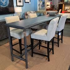 bar height handmade table u2014 westside market
