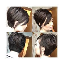 haircuts with flip behind the ear 928 best skin hair nails images on pinterest shorter hair