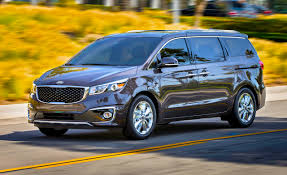 minivans top speed 2015 kia sedona first drive u2013 review u2013 car and driver
