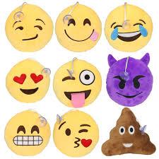 aliexpress com buy 15cm keyring cute emoji smiley emoticon key