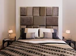 headboard attached to wall the partizans