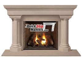 grandstock pre cast fireplace mantels series 1147 555 stone