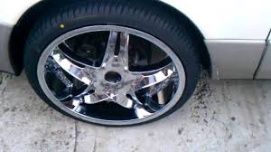 lexus rx rims lexus es300 on 20s youtube
