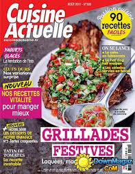 cuisine actuelle patisserie pdf cuisine actuelle août 2017 no 320 pdf magazines