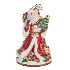 santa ornaments you ll wayfair