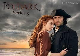 bedroom scenes poldark season 3 to have more aidan turner eleanor tomlinson