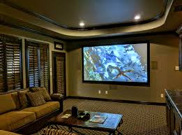 highland village home theater installation media room design