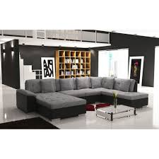 canapé d angle en u canapé d angle en u 7 places smile angle droit achat vente