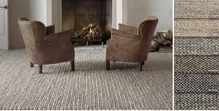 Chunky Wool Rug Natural Rugs Rh