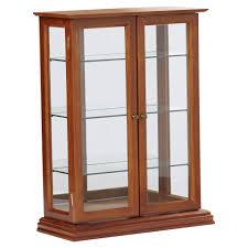 furniture curio cabinets cheap wood curio cabinet amazon