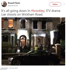 mystery filming location of itv s liar revealed daily