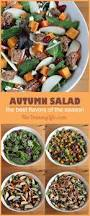 Salad Thanksgiving Best Of Autumn Salad