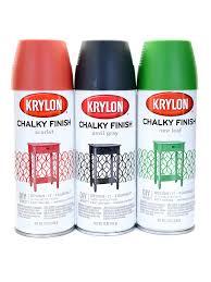 Krylon Short Cuts Spray Paint - krylon chalky finish paint misterart com
