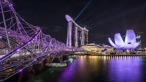 Bay Bridge Light Show Asia Trip 2017 5 Tips For City Photography In Singapore Lukas