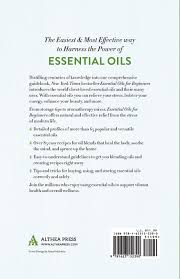 essential oils for beginners the guide to get started with