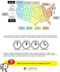 Oc Proposed Simplified Time Zone by Us Map Time Zones With States