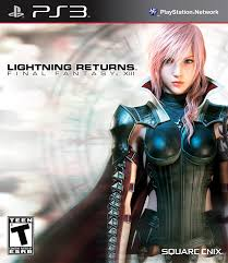 final fantasy amazon com lightning returns final fantasy xiii playstation 3