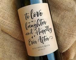 wine wedding gift wedding gift wine etsy