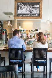 Rappahannock Oyster Bar In DCs Union Market Bon Appétit Bon - Waitrose kitchen table