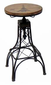 eiffel tower table vandue corporation parisian eiffel tower 3 adjustable height