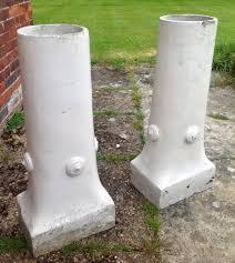 large unusual doulton u0026 co drain pipes briliant planters or base