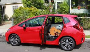 What Year Did The Honda Fit Come Out My Four Day Love Affair With The Honda Fit The Inertia