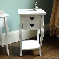 girls white bedside table useful small bedside table read on matt and jentry home design