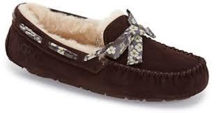 ugg sale manhattan ugg dakota liberty slipper in brown lyst