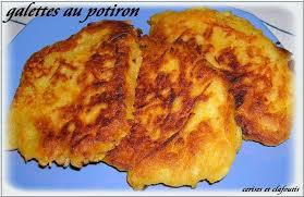 cuisiner potiron galettes au potiron recette polonaise cerises et clafoutis