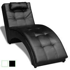 Tufted Chaise Lounge Chaise Longue Ebay