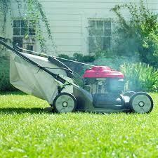 lawn mower reviews good housekeeping institute