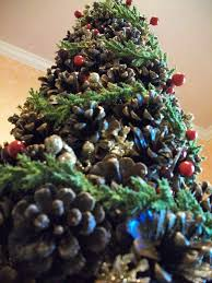 pinecone christmas tree pearl u0027s perception