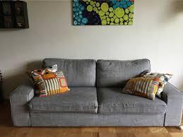 Kivik Sofa Bed For Sale Ikea Sofa Kivik Loveseat Isunda Gray For Sale In Chevy Chase